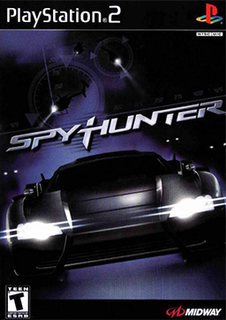 <i>SpyHunter</i> video game