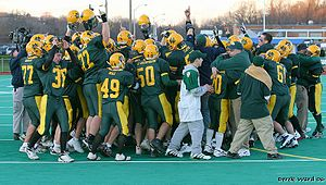 Holy Cross High School (Connecticut) - State Victory 2006