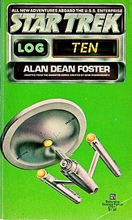 <i>Star Trek Log</i> (book series)