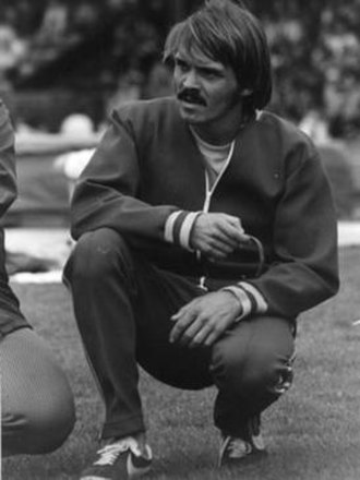 Steve Prefontaine - Prefontaine at Oregon