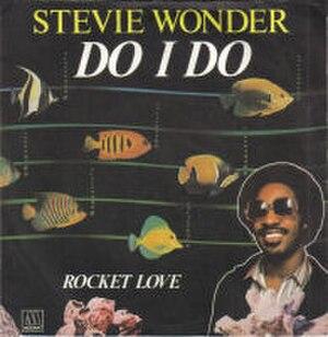 Do I Do - Image: Stevie Wonder Do I Do 7Inch Single Cover
