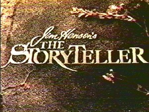 The Storyteller (TV series) - Title card for The Storyteller