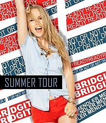 Summer Tour by Bridgit Mendler.jpg