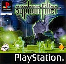 syphon filter video game