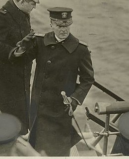 Thomas S. Rodgers United States Navy admiral
