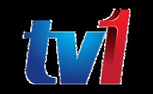 TV1 (Malaysia) - Image: TV1 Logo 2011