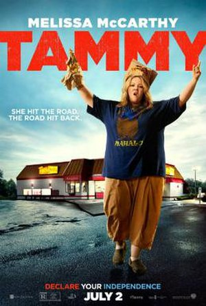 Tammy (film) - Theatrical release poster
