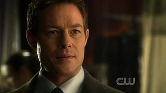 Ted Kord - Sebastian Spence as Ted Kord in Smallville.