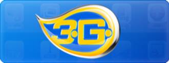 Telesur (Suriname) - TeleG 3G logo