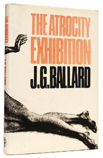 The Atrocity Exhibition - Cover of first edition (hardcover)