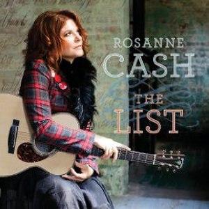 The List (album) - Image: The List Rosanne Cash