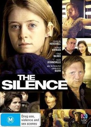 The Silence (TV series) - Image: The Silence DVD