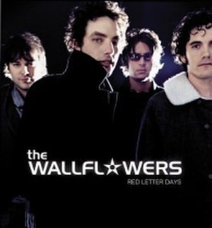 Red Letter Days (album) - Image: The Wallflowers Red Letter Days
