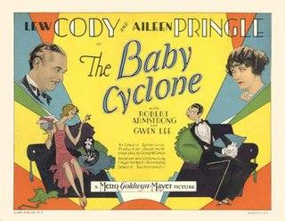 <i>The Baby Cyclone</i> 1928 film