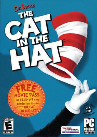 The Cat in the Hat (film) - Image: The Cat in the Hat 2003 Game