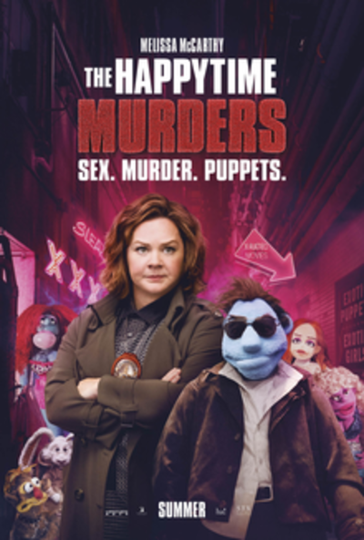 Picture of a movie: The Happytime Murders
