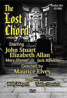 <i>The Lost Chord</i> (1933 film) 1933 film by Maurice Elvey