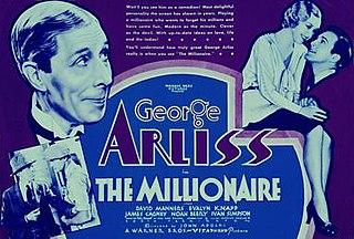 <i>The Millionaire</i> (1931 film) 1931 film