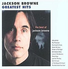 Voice on The Next Voice You Hear  The Best Of Jackson Browne   Wikipedia  The