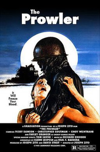 The Prowler (1981 film) - Image: The Prowler