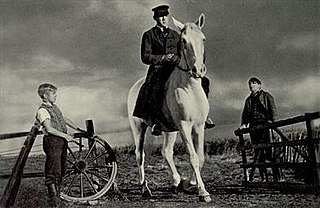 <i>The Rider on the White Horse</i> (1934 film) 1934 film by Hans Deppe