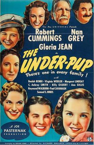 The Under-Pup - Theatrical release poster