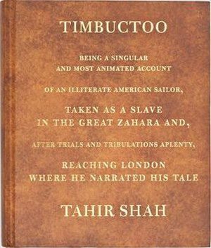 Timbuctoo (novel) - First edition cover