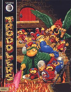 <i>Troddlers</i> 1992 video game