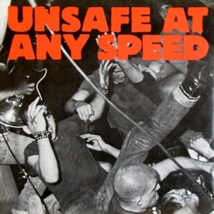 This Is Boston, Not L.A. - Image: VA Unsafe At Any Speed EP cover