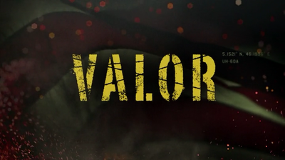 Picture of a TV show: Valor