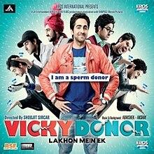 Vicky Donor (2012) DM - Ayushmann Khurrana, Yami Gautam and Annu Kapoor