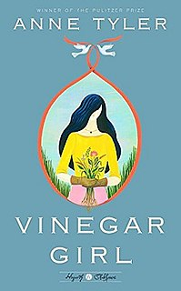 <i>Vinegar Girl</i>