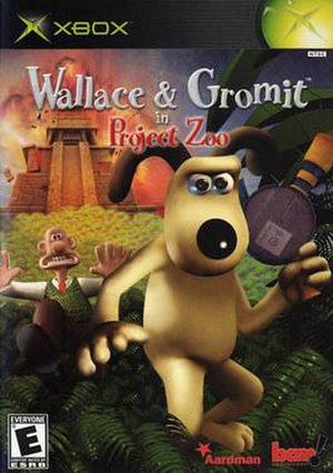 Wallace & Gromit in Project Zoo - Image: WG Project Zoo