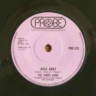 Walk Away (James Gang song) - Image: Walk Away James Gang