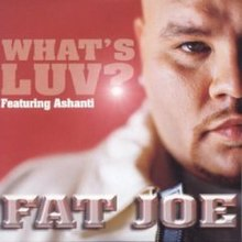 Fat Joe featuring Ashanti — What's Luv? (studio acapella)