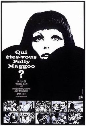 Who Are You, Polly Maggoo? - Image: Who Are You Polly Magoo poster