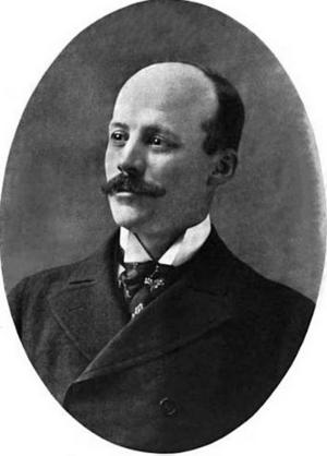 William J. Duff - Dr. William J. Duff, 1912