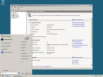 Windows Server 2008 - Image: Windows Server 2008
