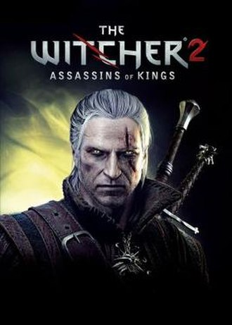 The Witcher 2: Assassins of Kings - Image: Witcher 2 cover