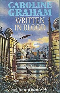 <i>Written in Blood</i> (novel)