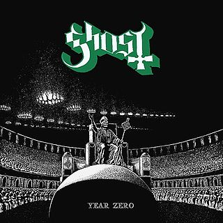 Year Zero (song) 2013 single by Ghost