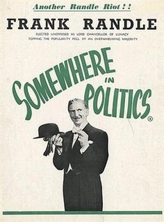 <i>Somewhere in Politics</i> 1949 film by John E. Blakeley