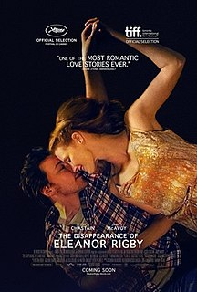 <i>The Disappearance of Eleanor Rigby</i> 2013 film by Ned Benson