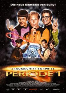 <i>Traumschiff Surprise – Periode 1</i> 2004 film by Michael Herbig