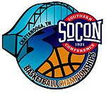 2009 SoCon Tournament logo
