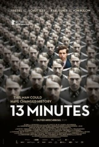 13 Minutes - Film poster