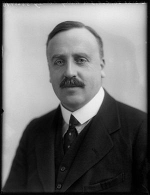 Buckrose by-election, 1926 - Image: 1920 Sir Harry Verney