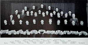 1940 Illinois Fighting Illini football team - Image: 1940 Illinois Fighting Illini football team