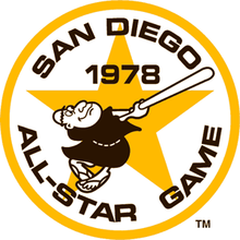 1978 Major League Baseball All-Star Game logo.png