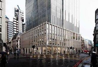 1 Leadenhall Street - Image: 1 Leadenhall Street